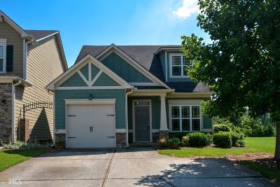 Dawsonville Single Family Home New: 195 Oakmont Dr