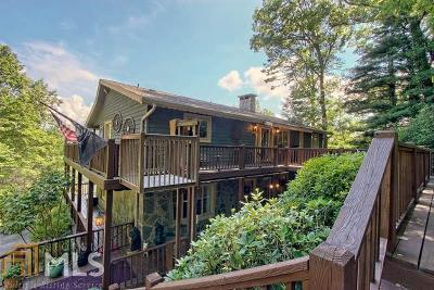 Rabun County Single Family Home For Sale: 226 Moonridge Dr