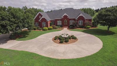 Walton County, Gwinnett County, Barrow County, Hall County, Forsyth County Single Family Home For Sale: 4605 Nopone Rd