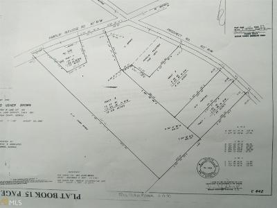 Rutledge Residential Lots & Land For Sale: Fairplay Rd #3
