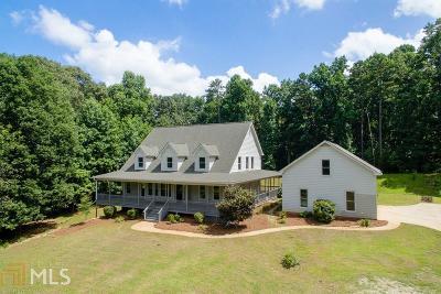 Jefferson Single Family Home New: 800 Johnson Mill Rd