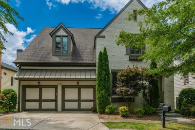 Kennesaw Single Family Home For Sale: 1461 Hedgewood Ln