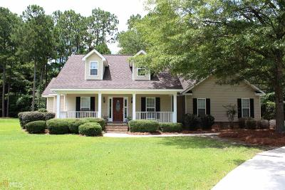 Statesboro Single Family Home For Sale: 2004 Madelines Way