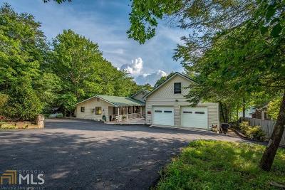 Blairsville Single Family Home For Sale: 1048 Gibbs Rd