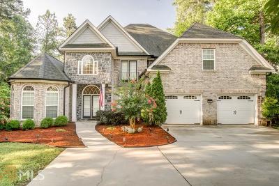 Villa Rica Single Family Home Under Contract: 5290 Greenway Dr