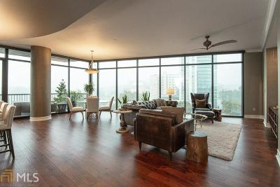 The Astoria Condo/Townhouse New: 2233 Peachtree Rd #505