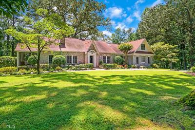 Acworth Single Family Home For Sale: 6315 N Main St