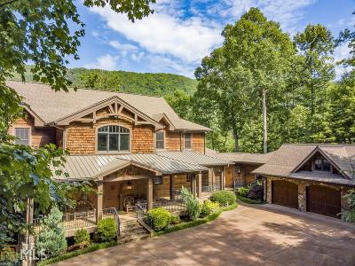 Ellijay Single Family Home For Sale: 124 Wilderness Way