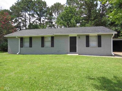 Rex Single Family Home Under Contract: 2900 Haddon Dr