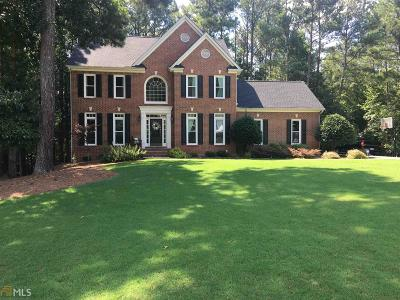 Peachtree City Single Family Home For Sale: 175 Monarch Dr