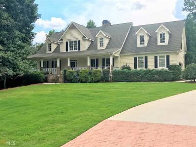 Fayette County Single Family Home New: 100 Crystal Ct