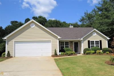 Winder Single Family Home New: 1411 Princeton Dr