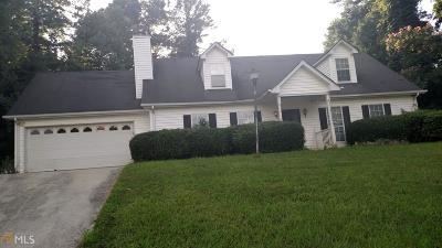 Lithonia Single Family Home Back On Market: 6662 Wildwood Ct