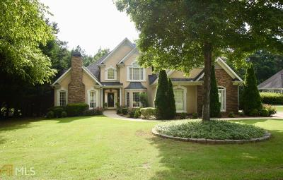 Kennesaw Single Family Home For Sale: 3876 Stone Lake Dr
