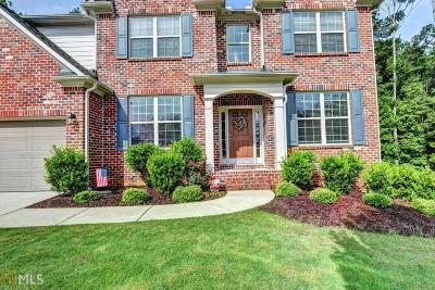 Suwanee Single Family Home For Sale: 5285 Belmore Manor Ct #18
