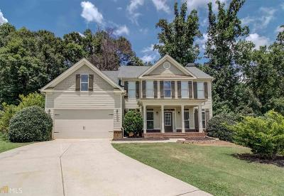 Winder Single Family Home New: 412 Laythan