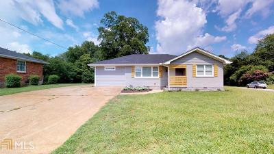 Decatur Single Family Home New: 1416 Columbia Dr