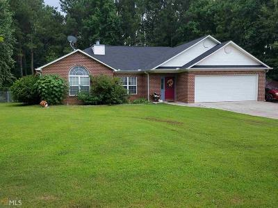 Barnesville Single Family Home Under Contract: 190 Deerfield Trce