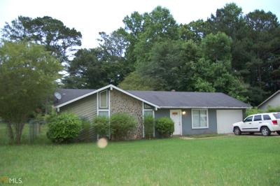 Clayton County Single Family Home Under Contract: 160 Peartree Ter