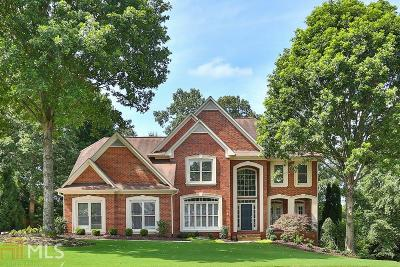 Alpharetta GA Single Family Home New: $669,777