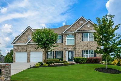 Loganville Single Family Home New: 818 Kaitlyn Dr