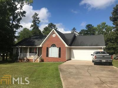 Milledgeville Single Family Home Under Contract: 132 Bill Johnson Rd