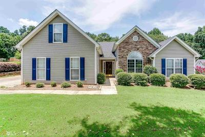 Flowery Branch  Single Family Home New: 6333 Wilmington Way