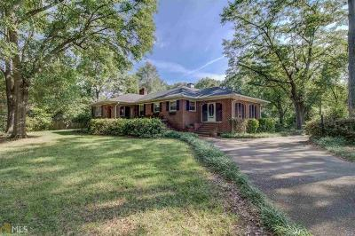 Winder Single Family Home New: 296 6th Ave