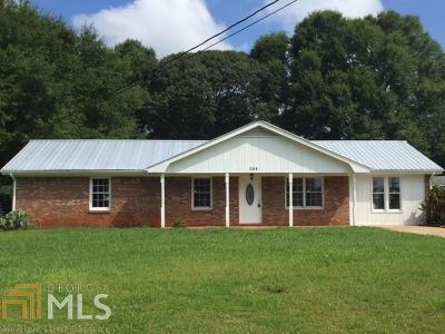 Monroe Single Family Home Under Contract: 264 Doster Ave
