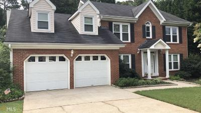 Conyers Single Family Home Under Contract: 2610 Westchester Pkwy