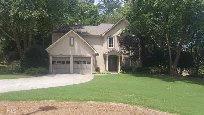 Suwanee Single Family Home New: 410 Morning Creek