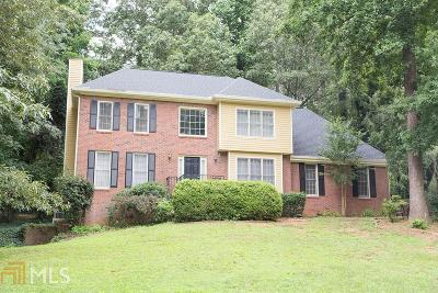 Snellville Single Family Home New: 3795 Laurel Brook Way