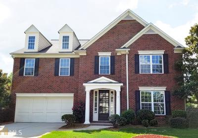 Peachtree City Single Family Home Under Contract: 507 Mt Vernon Way