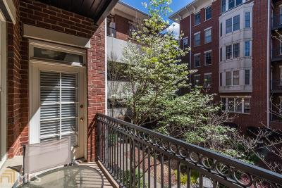 The Dakota Condo/Townhouse Under Contract: 850 Piedmont Ave #2305