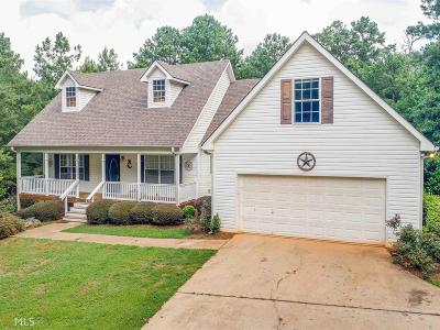 Butts County Single Family Home New: 111 Winding Stream Trl
