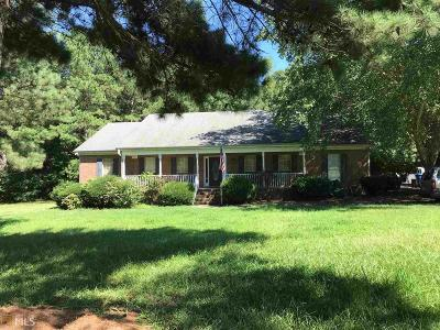 Loganville Single Family Home New: 400 SW Brand Rd #1
