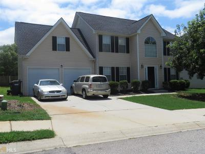 McDonough Single Family Home Under Contract: 110 Labrea Blvd