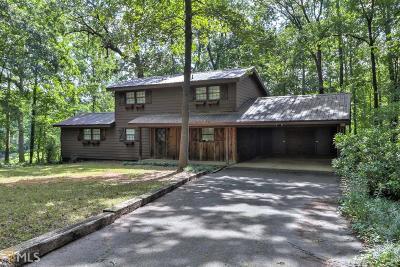 Stockbridge Single Family Home New: 163 Lewis Rd
