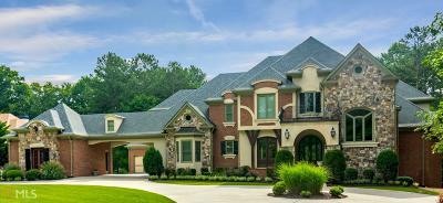 Alpharetta Single Family Home New: 16145 Freemanville