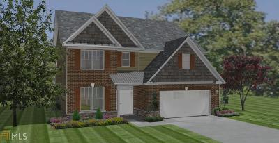 Flowery Branch  Single Family Home New: 6770 Birch Bark Way #Lot 98