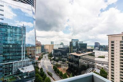 Realm Condo/Townhouse For Sale: 3324 Peachtree Rd #1905