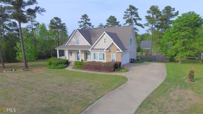 Milledgeville Single Family Home New: 252 Emily Cir