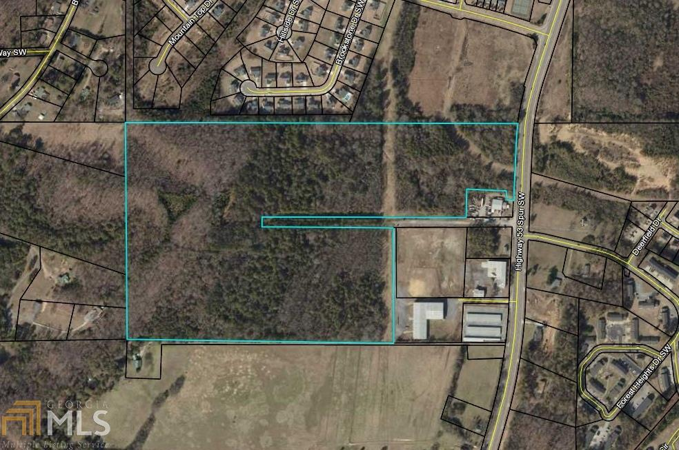 58 22 acres acre Commercial Property in Calhoun for $389,000