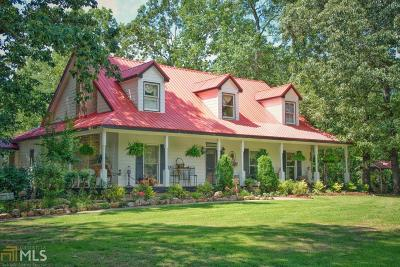 Carroll County Single Family Home For Sale: 680 Milligan Creek Rd