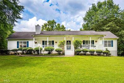 Carroll County, Douglas County Single Family Home For Sale: 8901 Brewer Rd