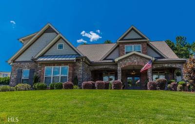 Newnan Single Family Home Under Contract: 44 Marina Dr