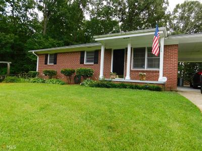 MABLETON Single Family Home New: 590 Mountain Trl