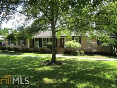 Douglasville Single Family Home For Sale: 8840 Elma St
