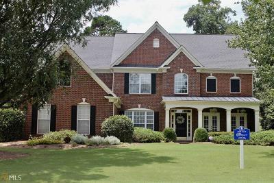 Suwanee Single Family Home New: 5360 Harbury