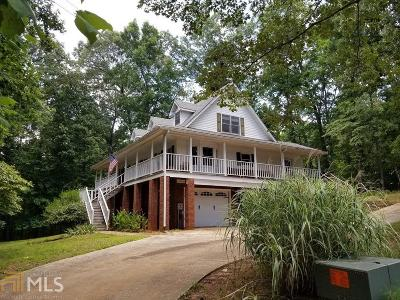 Flowery Branch  Single Family Home For Sale: 6753 Gaines Ferry Rd